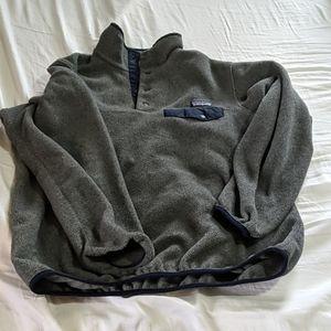 Patagonia synchilla size medium